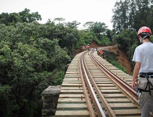 Rappel, Seguridad y el Puente