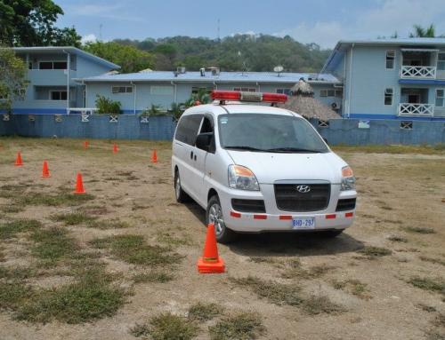 Capacitacion de Operador de Vehículos de Emergencias: Ambulancia