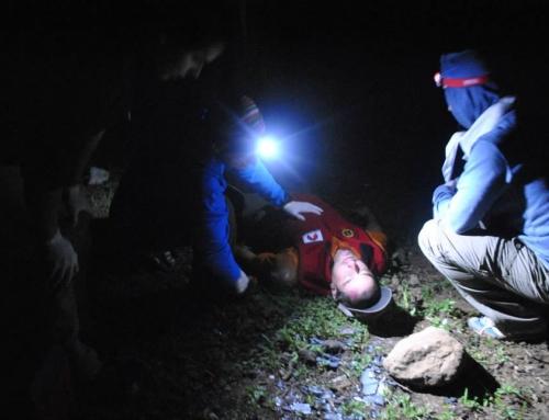 Wilderness First Aid – Patarrá